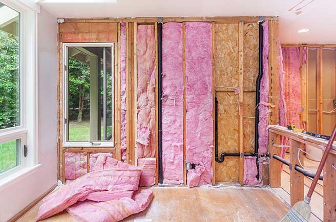 fiberglass insulation michigan