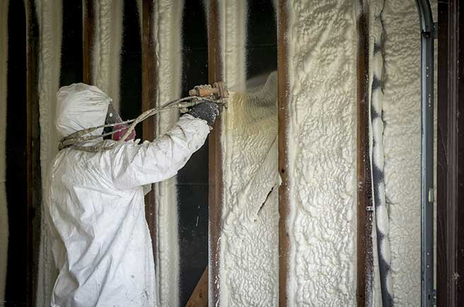 wall insulation michigan